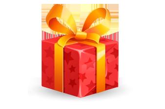 Вас ждет подарок!